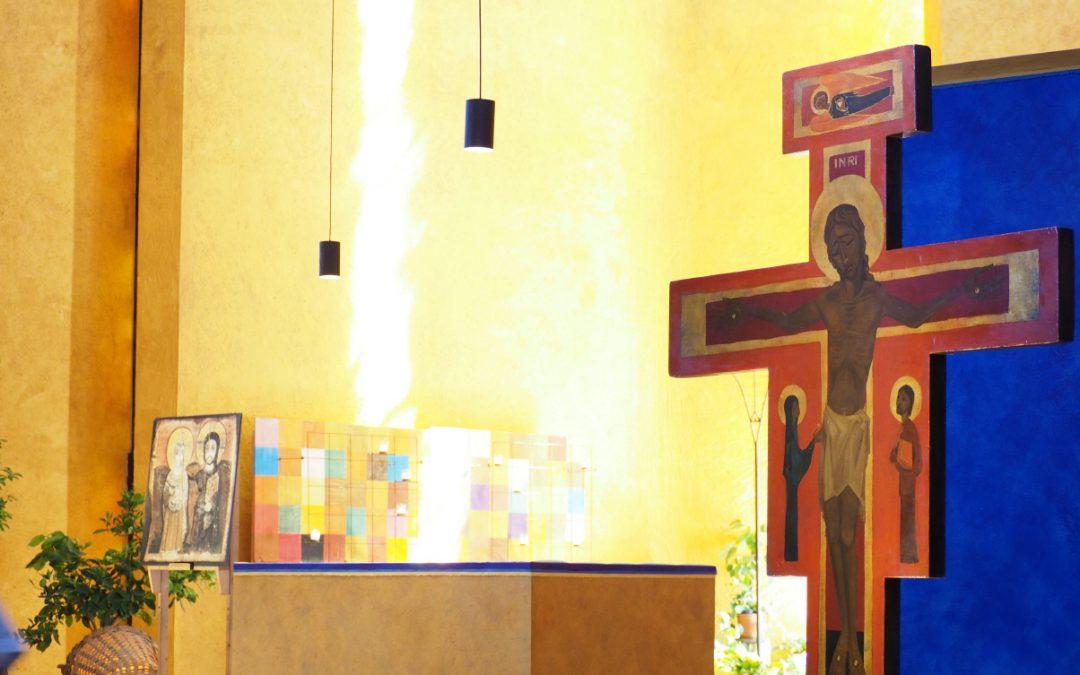 Das Taizé-Kreuz
